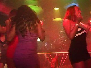 الفتيات الطرف الحضرية: فظيع المشهد sexfest 4