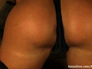 الحديد aziani آبي ماري نموذج اللياقة البدنية في مشد وجوارب