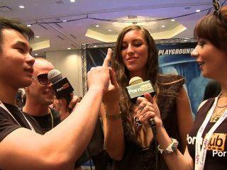 pornhubtv rilynn راي وجيسي جونز في 2014 AVN جوائز