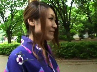 tokimeki يوكاتا الجا kuzurerukara سيدة المشهد 1