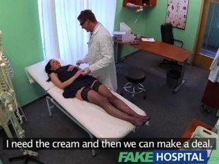 fakehospital أي تأمين صحي يتسبب المريض خجولة على دفع تكاليف العلاج