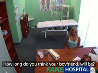 المريض fakehospital يحاول الأطباء الحيوانات المنوية للحصول على الحوامل