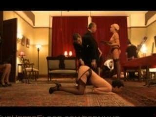 بيت العبيد شبك يخدم حفل عشاء الأول