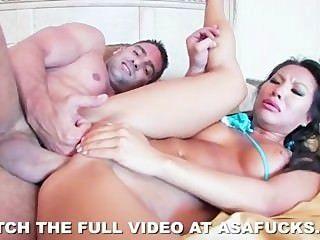 الساخن الآسيوية آسا أكيرا يحب الجنس الخشن