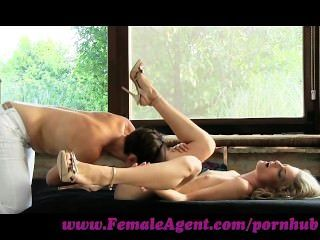 femaleagent.الديناميت الجنسي العنان