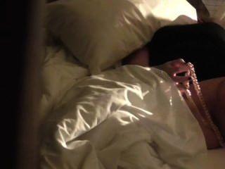 كاميرا خفية الاستمناء اشتعلت غرفة الفندق