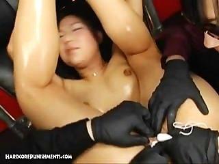 صنم اليابانية المدقع والجنس عبودية