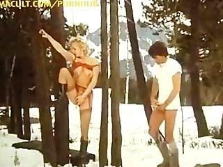 هارديمان olinka مشهد فاضح من لورنا (اللسان والجنس)
