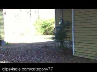زر إجراء صنم البطن في clips4sale.com