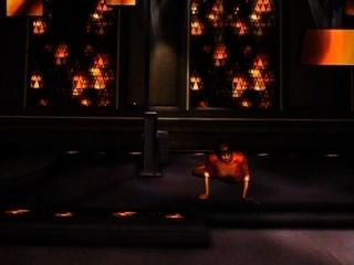 الرقص متجرد 3D