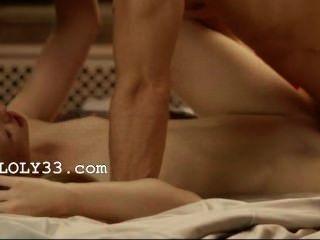 أفريل شقراء يجيد مارس الجنس في الفندق