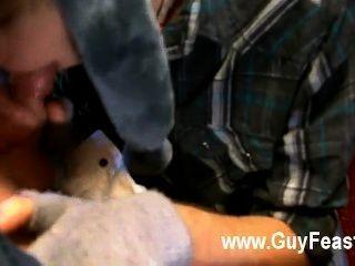 استحوذت مثلي الجنس الجنس الساخن من قبل إريك