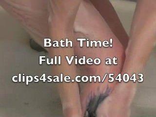 حمام مثير المعاينة الوقت
