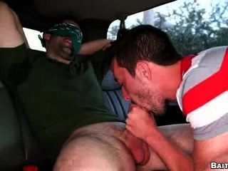 المتأنق مع ديك ثقب يحصل الحمار مارس الجنس