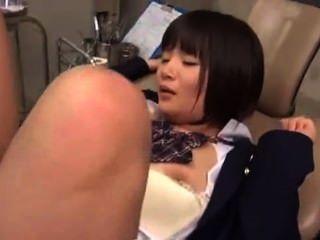طبيب يمارس الجنس مع الفتاة اليابانية blazor مدرسة موحدة