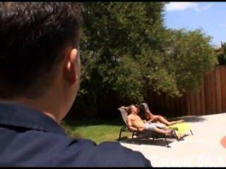 أنا أريد منك أن تجلس هناك ومشاهدة لي يمارس الجنس مع رجل آخر