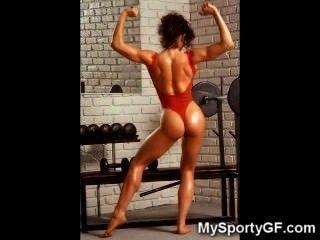 GFS hardbody والفتيات العضلات عارية!