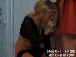 جولي تدخين السيجار واللعنة
