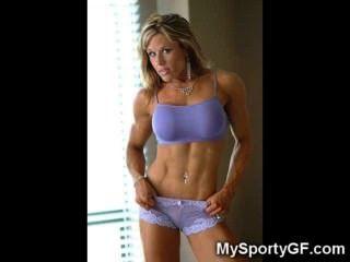 العضلات GFS الرياضية!