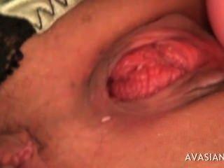 جب فاتنة الحصول مارس الجنس مع قضبان اصطناعية متعددة