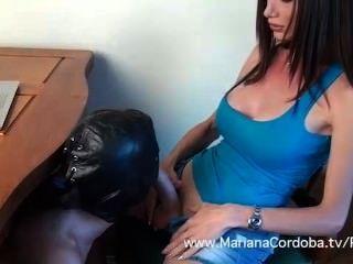 ماريانا قرطبة الرقيق لي في مونتيفيديو