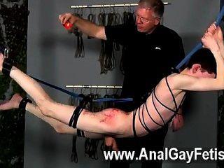 كليب مثلي الجنس من كين سيباستيان رئيسية والشفق هارون الحلو للعب مع