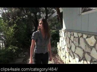 الهروب في clips4sale.com