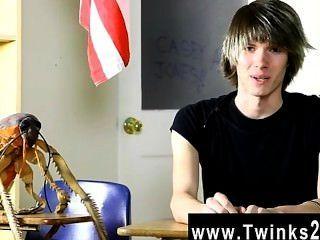 المتشددين مثلي الجنس كيسي الشباب جونز 18 عاما وجديدة للالاباحية