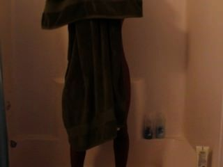 لي في الحمام ...