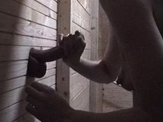ثقب المجد النشوة الإناث التعذيب
