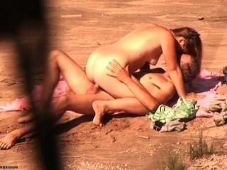 الشاطئ الجنس الهواة # 70