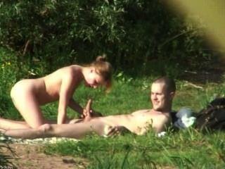 الشاطئ الجنس الهواة # 37