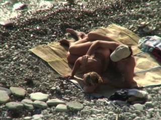 الشاطئ الجنس الهواة # 17