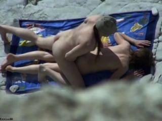 الشاطئ الجنس الهواة # 09