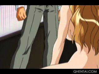 هنتاي الجنس الرقيق يحصل بوسها في سن المراهقة مسمر بوحشية