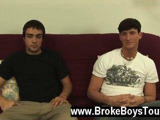 مثلي الجنس مثير مع قليل من الإقناع، أنا عرضت الأولاد 300 $ للشخص الواحد