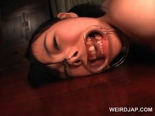 المتشددين سخيف الحمار دسار لامرأة سمراء في سن المراهقة الآسيوية الجنس الرقيق