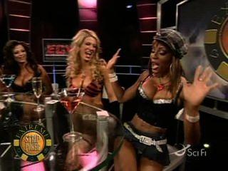 ECW المدقع لعبة البوكر قطاع
