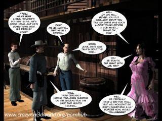 فكاهي 3D: وست أخوات بندقية.الحلقة 1