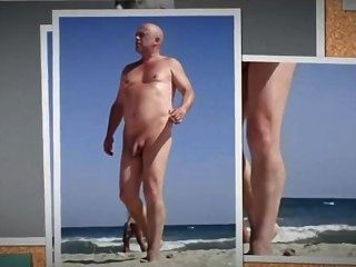 يتعرض عاريا في ألبينا الشاطئ بلغاريا