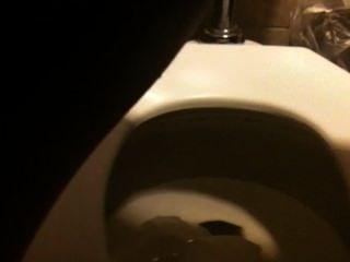 التبول في المرحاض العام 1