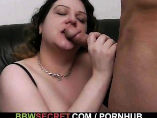 BBW السحر له في الجنس الساخن