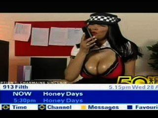 النهار هاروود داني لوحة التلفزيون 2010