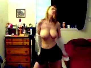 titty كبير فتاة الرقص