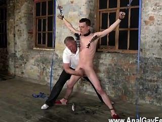 مثلي الجنس المتشددين مع نظيره ballsack توعيتهم مجرور وله اللعنة عصا