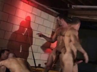 الجمهور خارج المنزل المهنية (2006) مستتر غنيمة حواف الأولاد مثلي الجنس!