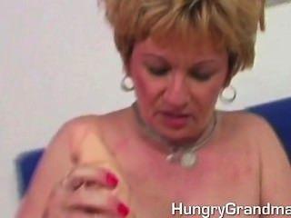 الدهون الجدة قرنية دسار كبيرة سخيف