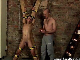 مثلي الجنس نائب الرئيس الجنس البصق في وجه مملوكين