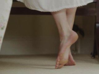 كاتي فتاة أقدام و 3