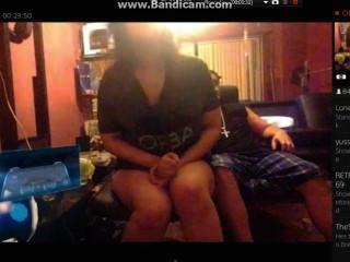 امرأة في حالة سكر من جانب PS4 2